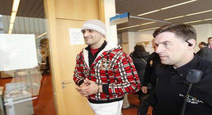 الحكم ب 17 سنة سجنا لمهاجر من شمال المغرب قتل زميلا له بإسبانيا