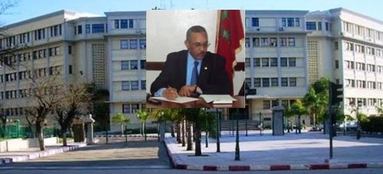 تعيين عبد الكريم قبلي كاتبا عاما جديدا لولاية جهة طنجة – تطوان