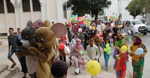 هذه هي تقاليد مدينة تطوان في عيد الفطر … !