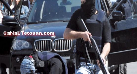 عصابة ملثمة تطلق النار على مغربي مطلوب للعدالة بسبتة المحتلة !