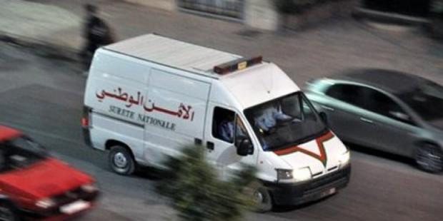 """مطاردة أمنية هوليودية لسيارة """"سبتاوية"""" بجبل درسة بعد صدمها مواطنين"""