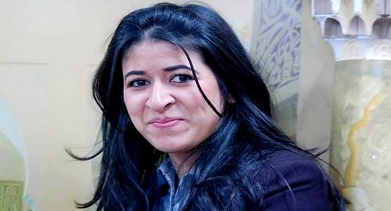 الناشطة وفاء شرف تضرب عن الطعام بسجن طنجة
