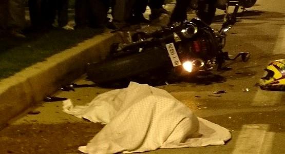 وفاة شاب في حادثة سير بشعة بطريق مرتيل كابونيكرو (صور)