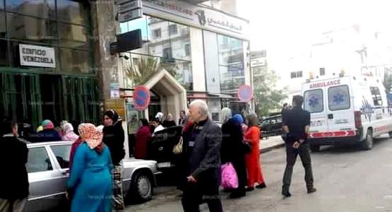 انتحار سيدة متزوجة يهز إقامة سكنية بشارع فاس في طنجة
