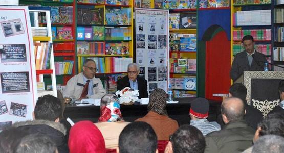 """تقديم المجموعة القصصية """"يا مسافر وحدك"""" للروائي محمد أنقار بتطوان"""