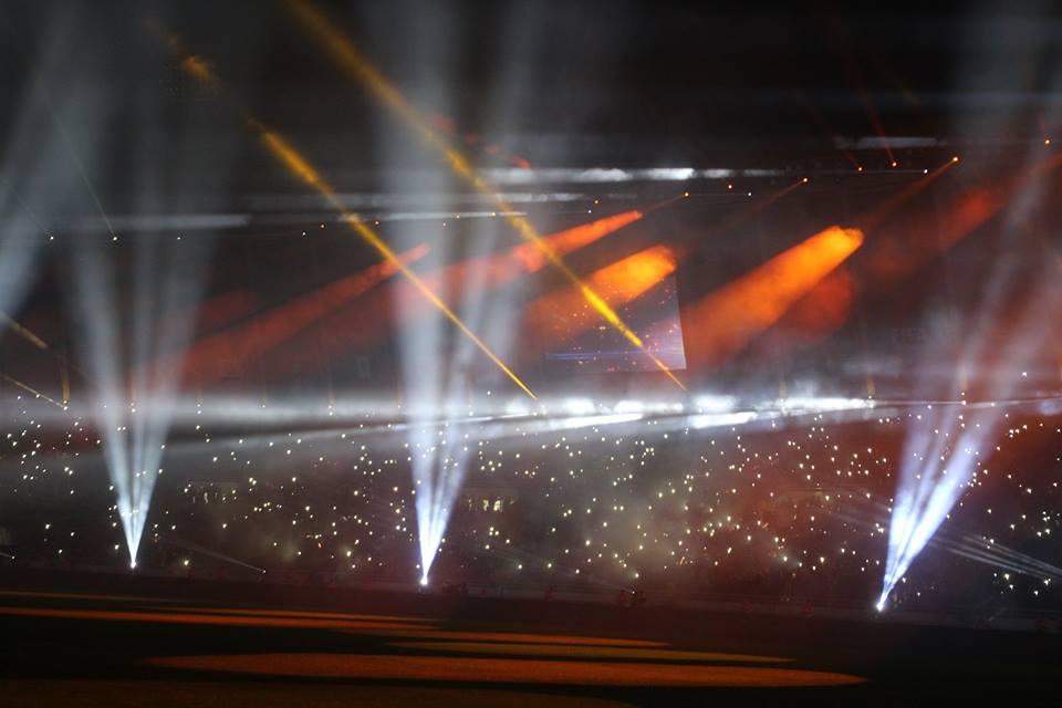 مشاهد من حفل افتتاح الموندياليتو