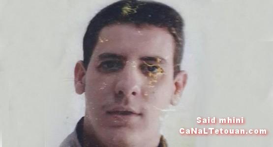 خطير .. هذا هو الشاب المغربي الذي أضرموا النار في جسده داخل سيارته بسبتة