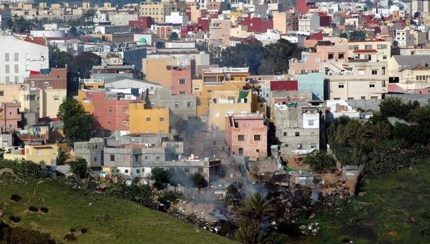 حي البرينسيبي بسبتة … الأخطر على الاطلاق !
