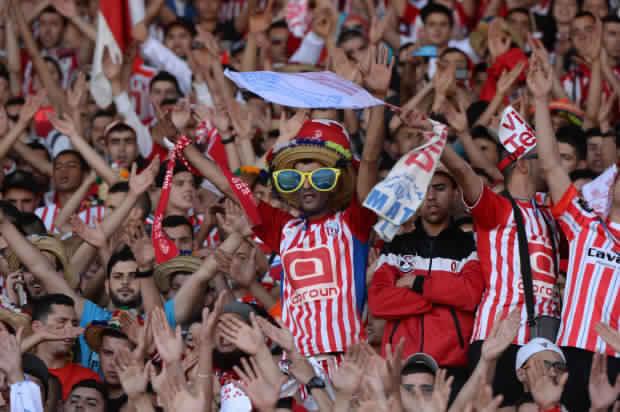 الاتحاد الدولي يشيد بجماهير المغرب التطواني في الموندياليتو !