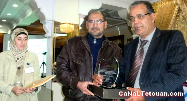 جمعية اجنان الخليفة تفوز بمسابقة أنظف حي بتطوان !