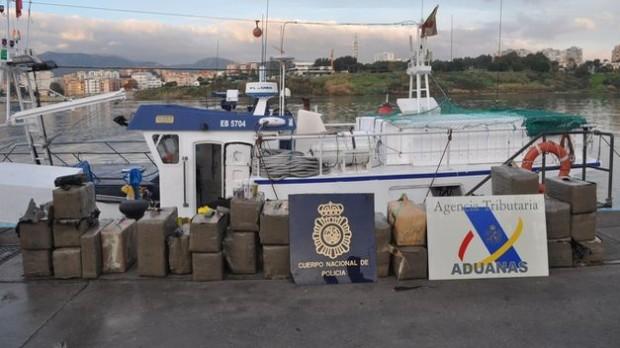 إسبانيا … تفكيك شبكة دولية لتهريب المخدرات ضمنها مغاربة