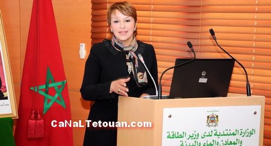 الوزيرة حكيمة الحيطي تشرف على فعاليات اليوم التحسيسي الأول للبيئة بمدينة المضيق