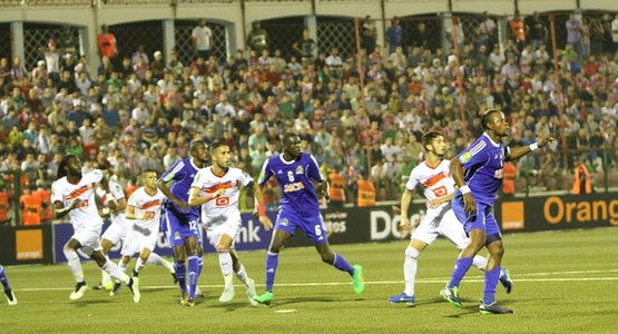 المغرب التطواني يكتفي بالتعادل أمام مازنبي الكونغولي في مباراة قوية (صور)