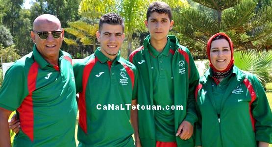 ادارة الــMAT تخصص استقبال حافل في مباراة الليلة لأبطال تطوان الذين شرفوا المغرب في الأولمبياد العالمية بأمريكا