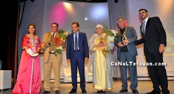 إنطلاق المهرجان الوطني للمسرح بتطوان (صور)