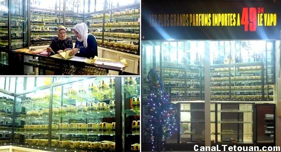 """جديد بتطوان .. افتتاح متجر لبيع أشهر العطور تحمل علامة """"L'artisan Parfumeur"""" (صور)"""