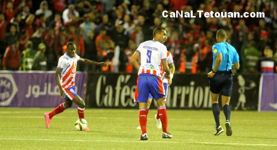 تعادل سلبي بين فريق المغرب التطواني والوداد البيضاوي (صور المقابلة)