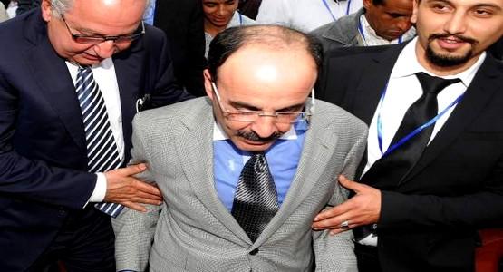 """إلياس """"دايخ"""" .. رشيد الطالبي العلمي طامع في رئاسة مجلس النواب مثل المالكي"""