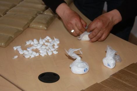 شرطة تطوان تعتقل مروج مادة الكوكايين بمنطقة واد لاو