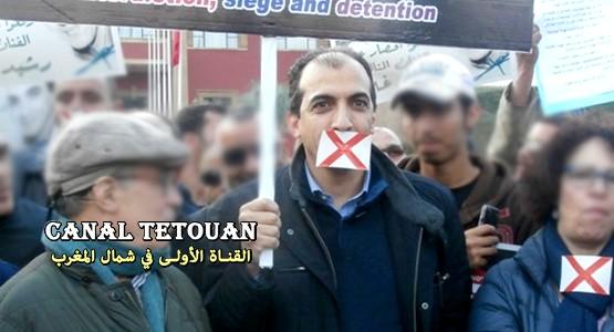 الشرطة تعتقل المنشد رشيد غلام بتطوان !