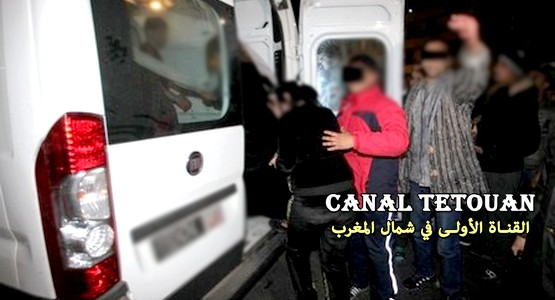 """اعتقال شرطية مغربية متلبسة بخيانة زوجها """"الكومندار"""" !"""