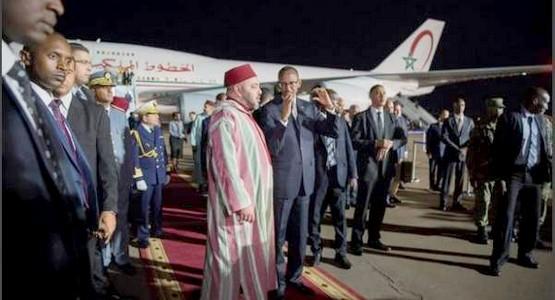 هكذا جعل الملك المغرب أول مستثمر إفريقي في غرب إفريقيا  !