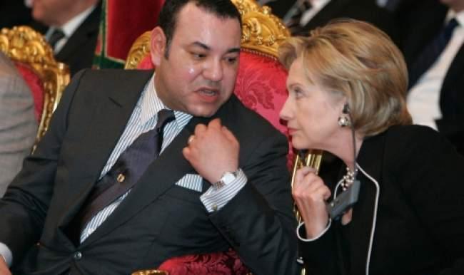 """هكذا علقت هيلاري كلينتون عن """"تبرعات المغرب"""" وويكيليكس !"""