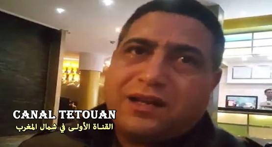عاجل .. هيئة المحامين بتطوان تقبل القاضي المعزول الهيني والأخير يذرف الدموع (فيديو)