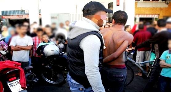 """محكمة الاستئناف تصدر حكما صادمـاََ على """"بنحدو"""" أخطر مجرمي طنجة"""