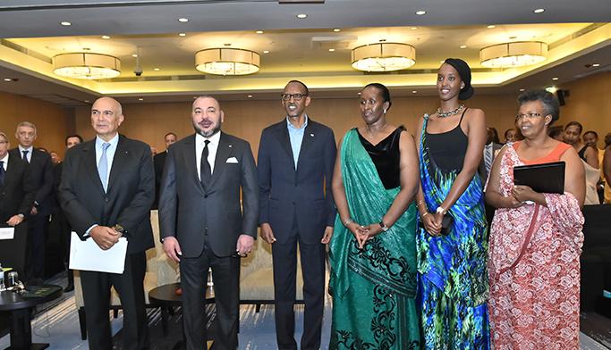 رواندا تُشيد بقرار المغرب استعادة مكانه الطبيعي والشرعي داخل الاتحاد الإفريقي