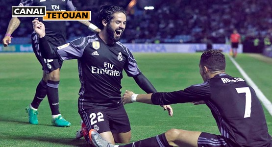 ريال مدريد يستعيد صدارة الليجا بفوزه على سيلتا فيجو (فيديو الأهداف)
