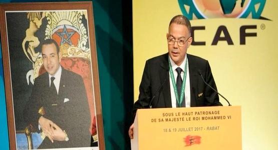 """رسمياً…""""الكاف"""" يكشف عن البلدان المنافسة للمغرب بتنظيم """"شان 2018″"""