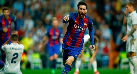 عاجل .. ليونيل ميسي يجدد عقده مع برشلونة