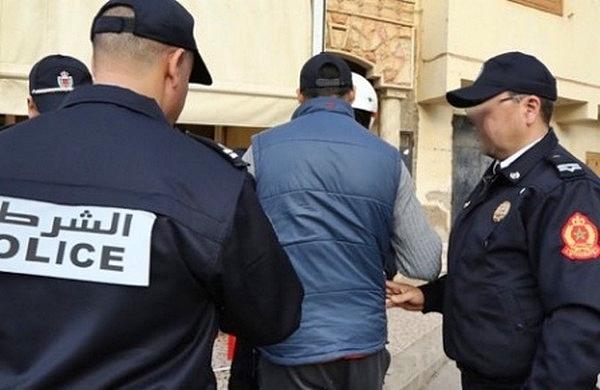 طنجة.. توقيف شخص ينتمي لشبكة إجرامية تنشط في التهريب الدولي للمخدرات
