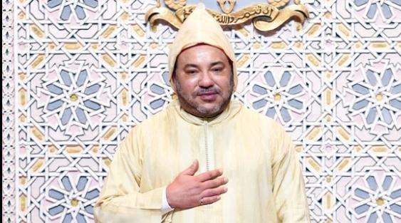 """ادارة مطاعم """"شهد الشام"""" تهنئ الملك محمد السادس بعيد العرش المجيد"""
