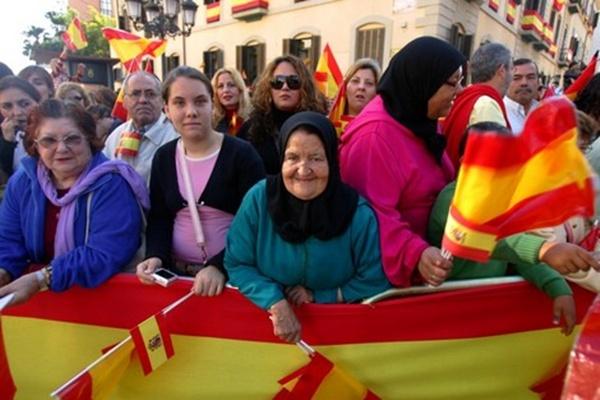 إسبانيا تستقبل ما يفوق 811 ألف مهاجر مغربي