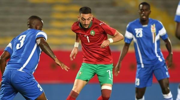 المنتخب المغربي يرتقي إلى المركز ال32 عالميا والرابع قاريا