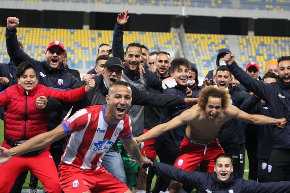 ضربات الجزاء الترجيحية التي منحت فريق المغرب التطواني التأهل (فيديو)
