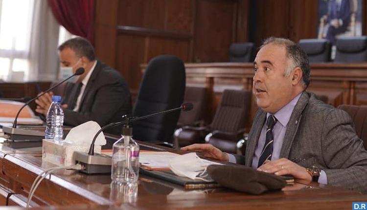 المجلس الإقليمي لشفشاون يصادق على عدة مشاريع تنموية