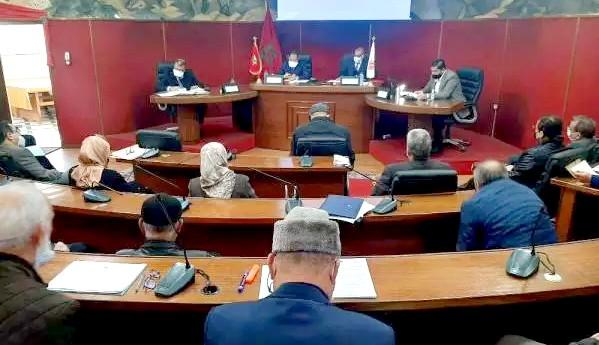 المجلس الجماعي لتطوان يعقد دورة أبريل الاستثنائية لسنة 2021