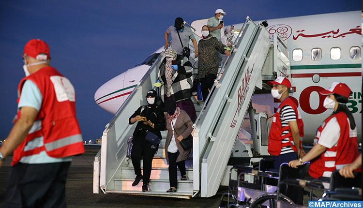 المغرب يعلق الرحلات الجوية من وإلى فرنسا وإسبانيا