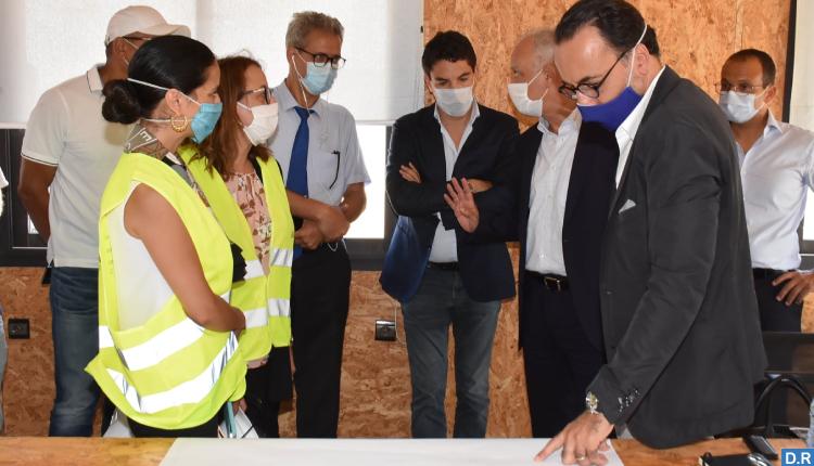 مجلس جهة طنجة-تطوان-الحسيمة يقتني العقار المخصص لاحتضان مدينة المهن والكفاءات