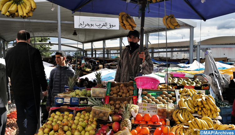 ارتفاع في مؤشر الأثمان عند الاستهلاك في أهم مدن جهة طنجة-تطوان-الحسيمة