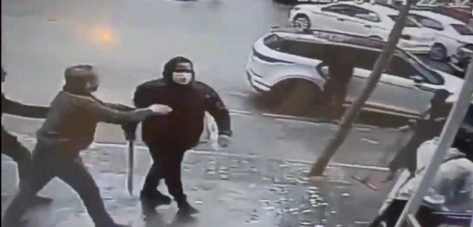 ولاية أمن طنجة تكشف تفاصيل فيديو يوثق محاولة الاعتداء على سيدة بالسلاح الأبيض