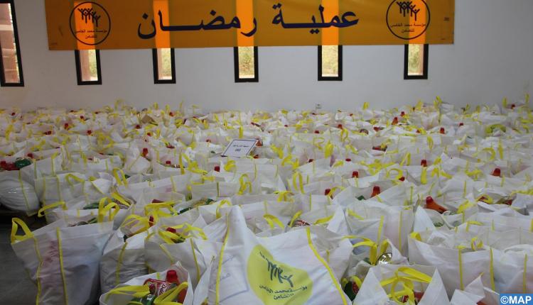 استفادة 9228 أسرة من عملية الدعم الغذائي لرمضان 1442 بإقليم شفشاون