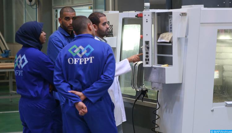 طنجة-تطوان-الحسيمة : أزيد من 46 ألف متدرب بمؤسسات التكوين المهني