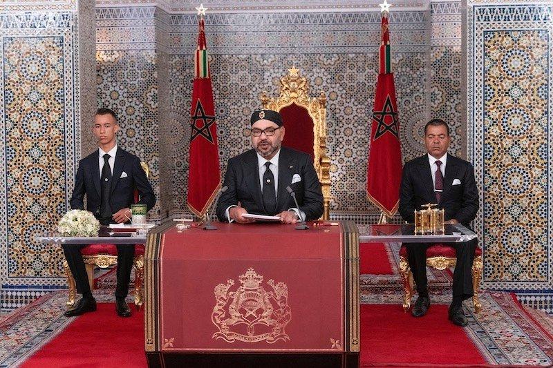بلاغ هام من وزارة القصور الملكية والتشريفات والأوسمة